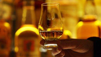 Single use, whisky