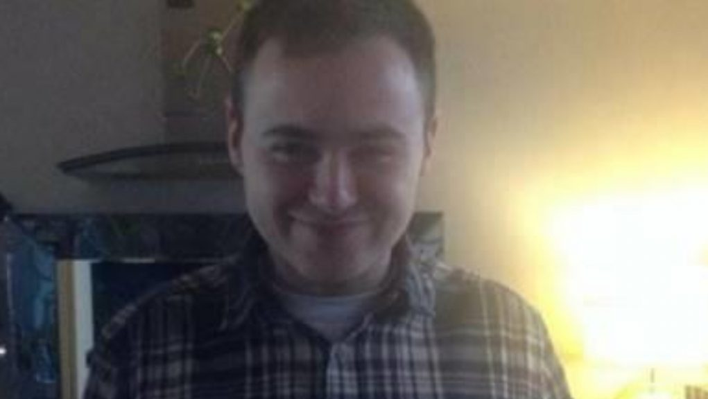 Justin Tosh (31) was last seen in Aberdeen on Thursday, January 28, and concern is growing for his welfare.
