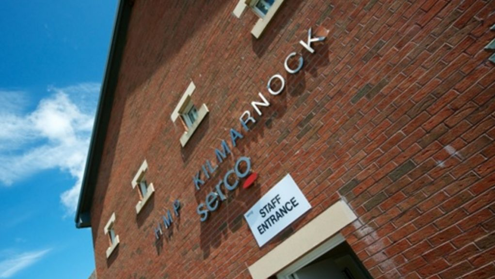 A high number of those impacted at HMP Kilmarnock have no symptoms.