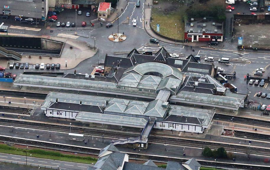 Stirling Station.