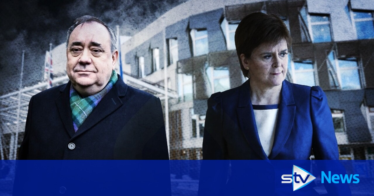 Call for Sturgeon to resign over Salmond evidence