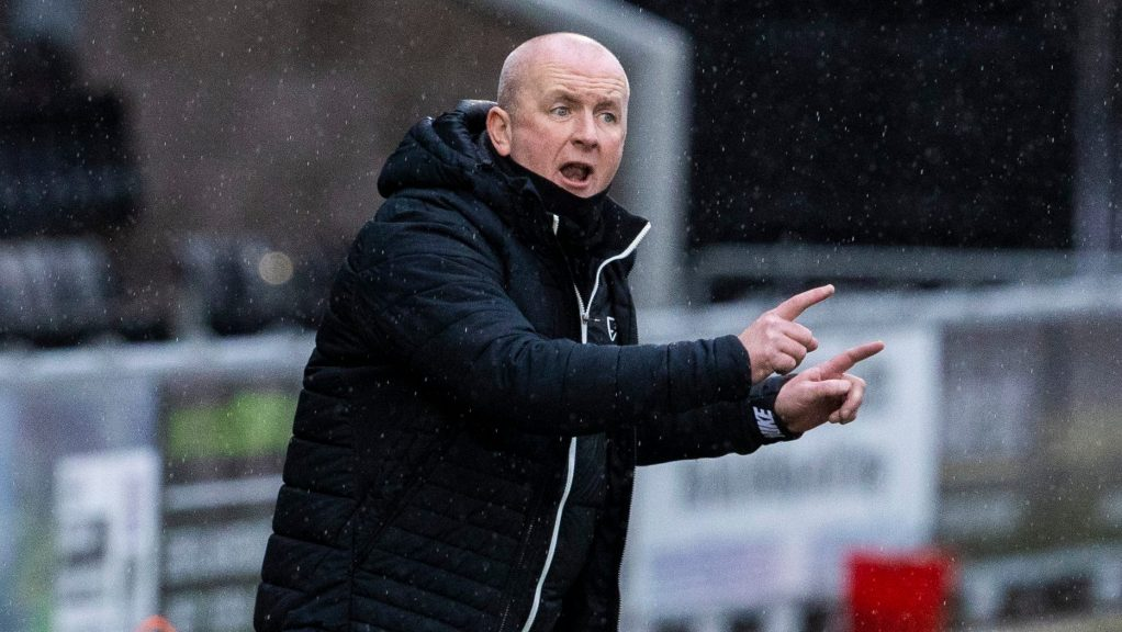 David Martindale has told his players to savour the build-up to Sunday's cup final.