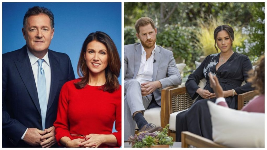 The Duchess of Sussex formally complained to ITV about Piers Morgan.
