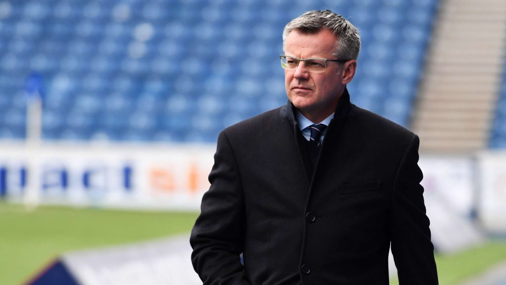 Robertson confirmed that Rangers had reported the incident to UEFA.