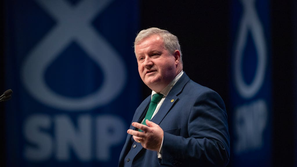SNP Westminster leader Ian Blackford MP suggested that a vote could take place in late 2021.