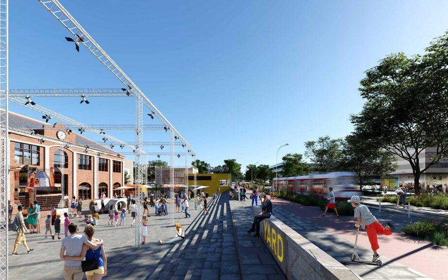 Granton Station: Finances confirmed for regeneration.