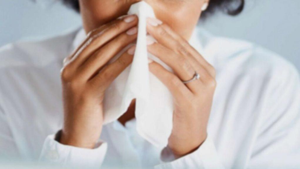 Human rhinoviruses cause the common cold.