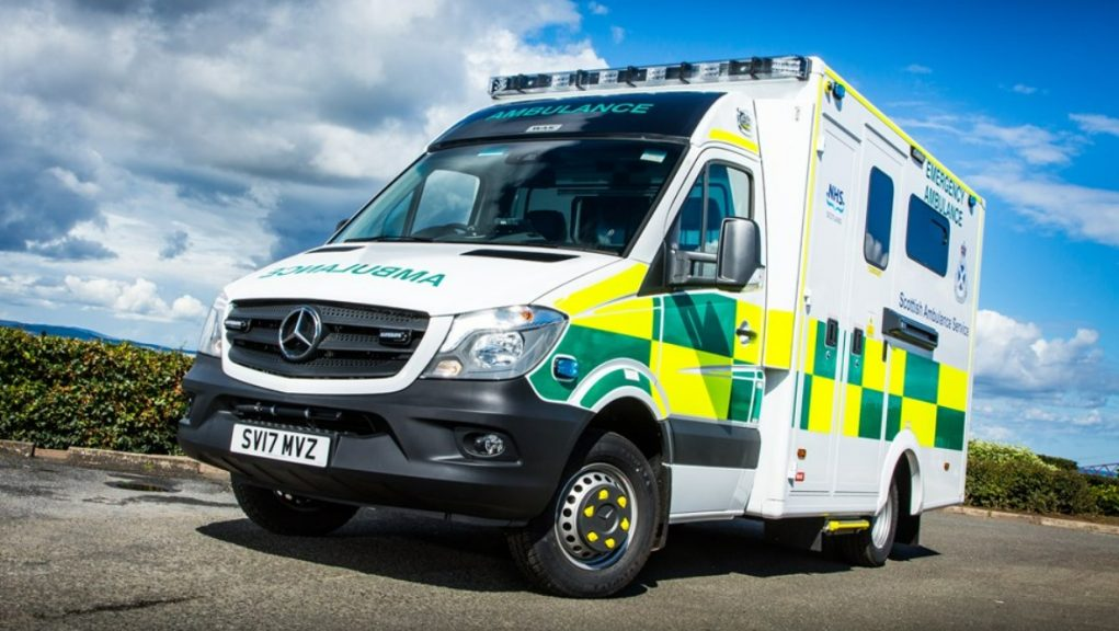 Bursary: Calls for extra payment for paramedic students.