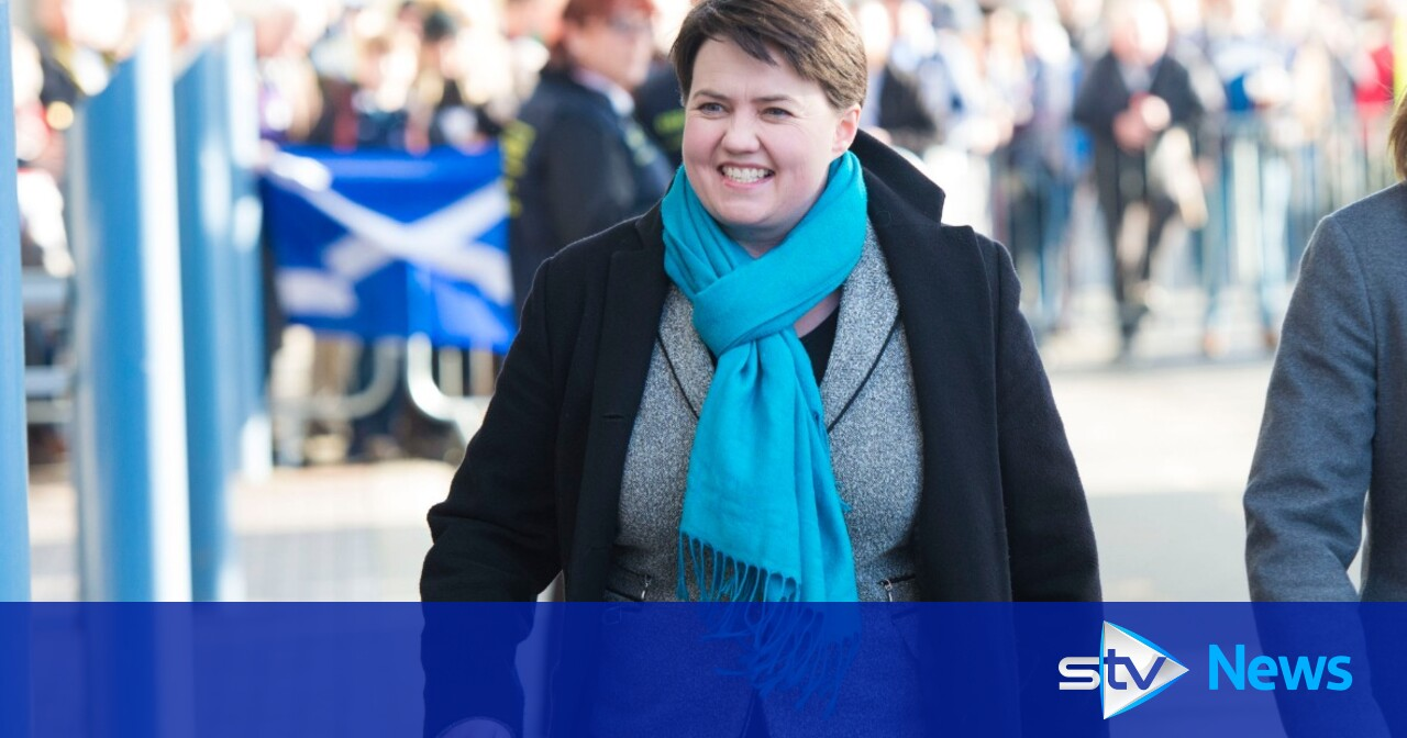 Official House of Lords title for Ruth Davidson unveiled