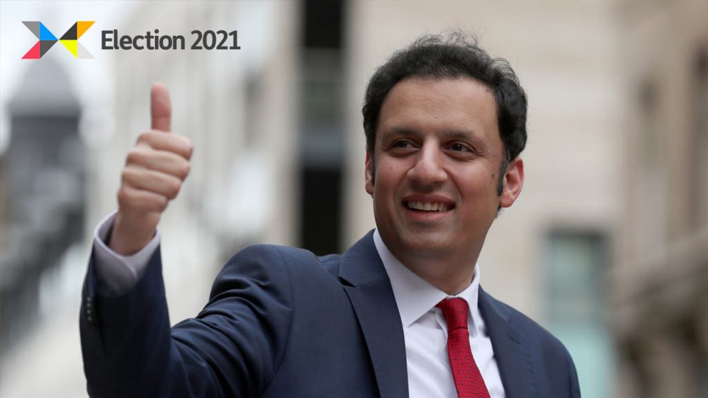 Labour had wanted Scottish leader Anas Sarwar's name to appear on the regional list ballot papers for the Holyrood election.