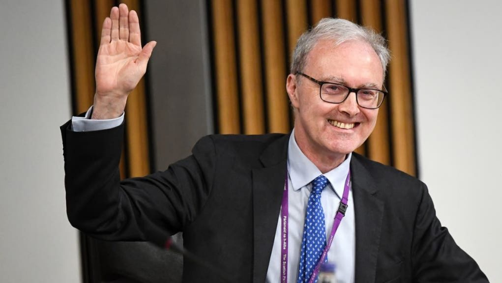 Holyrood: James Wolffe QC has been recalled to give more evidence to the committee.