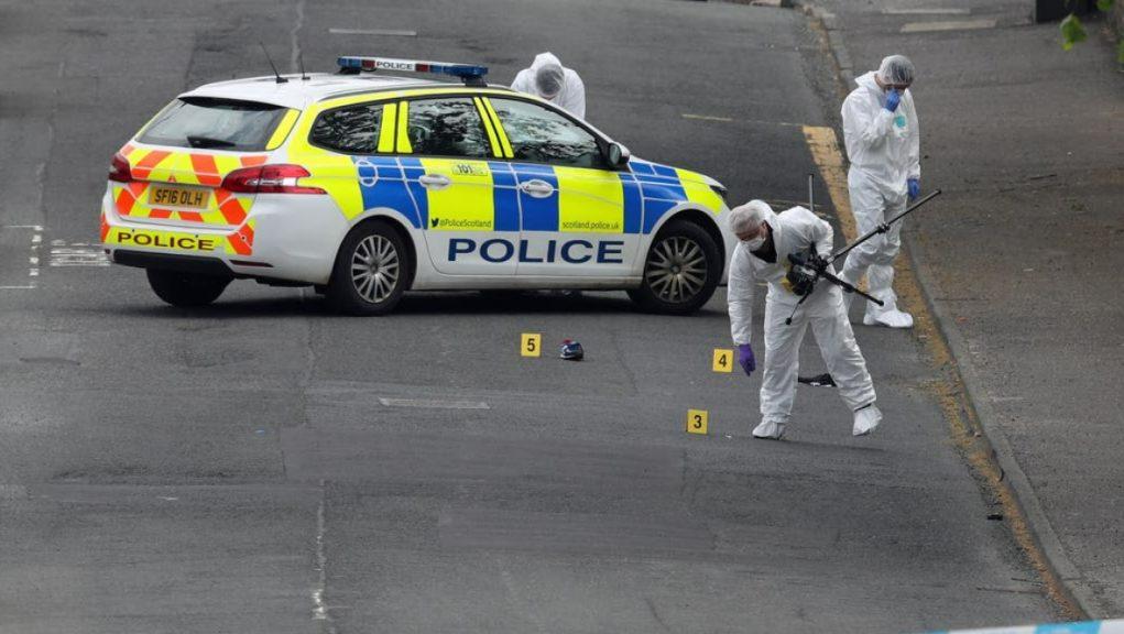 Crash: Man pronounced dead at scene.