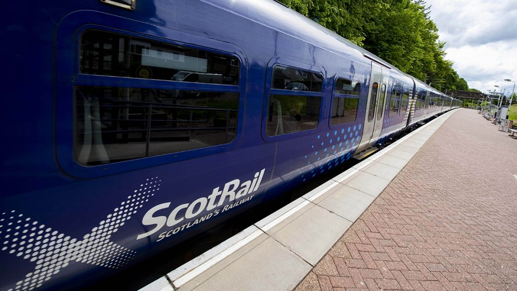 ScotRail: Embroiled in more industrial action.