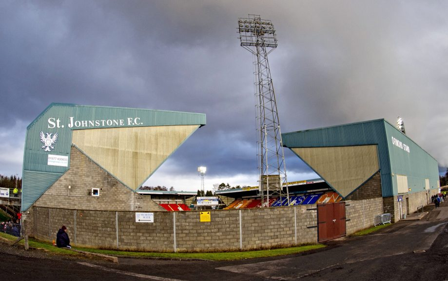 St Johnstone will be able to host Galatasaray at McDiarmid Park.