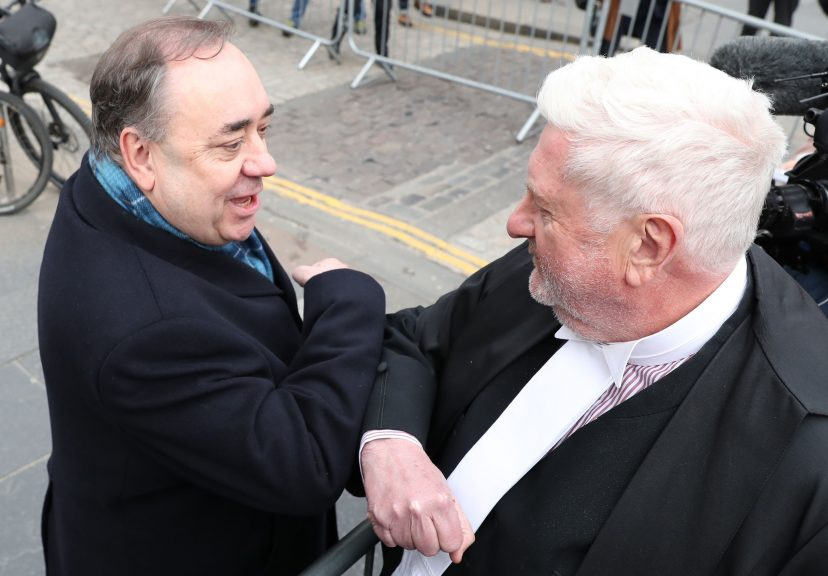 A review of the government's harassment complaints procedure has been published after Alex Salmond successful challenged its use to investigate him.