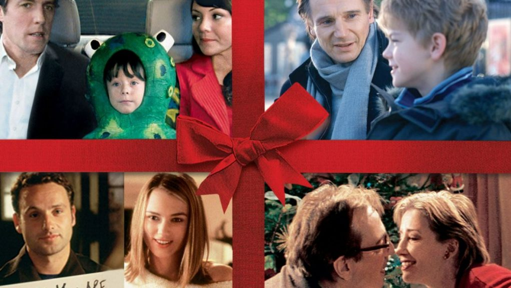 Love Actually: The film will be coming to Scotland this Christmas with a full orchestra.