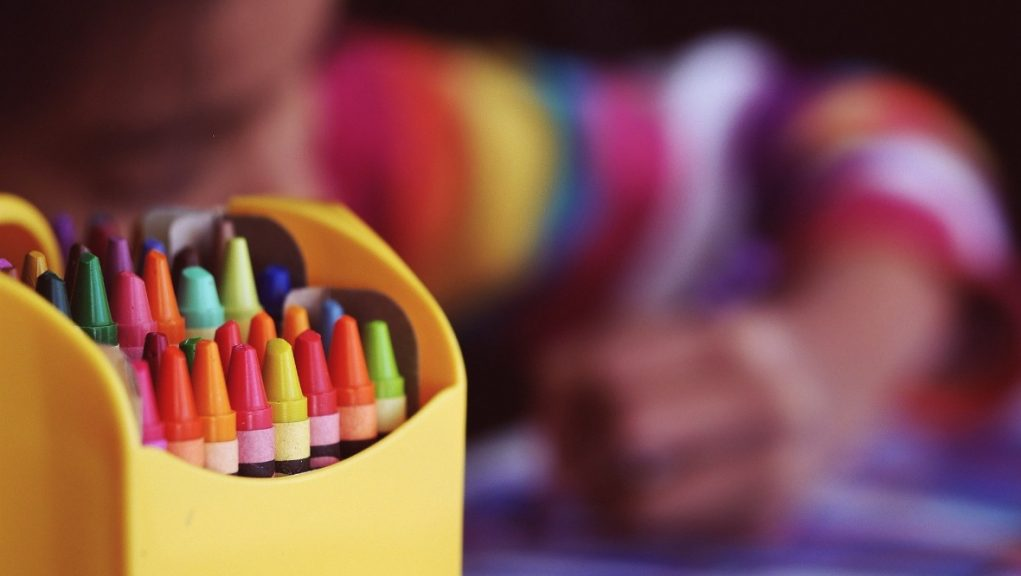 School: The Liberal Democrats want youngsters to have a 'truly play-based' education.