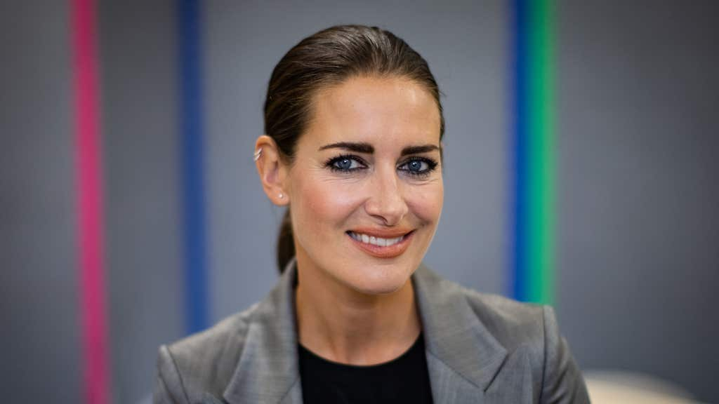 Journalist and presenter Kirsty Gallacher is joininh GB News.
