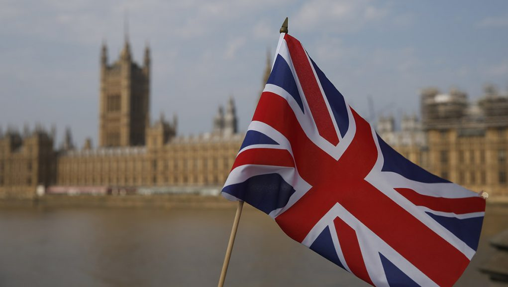 UK Government has stipulated new Union flag guidance.