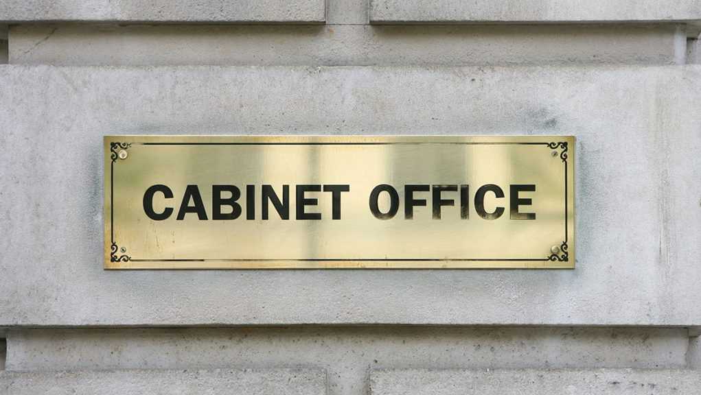 The Cabinet Office will have a new HQ in Glasgow.