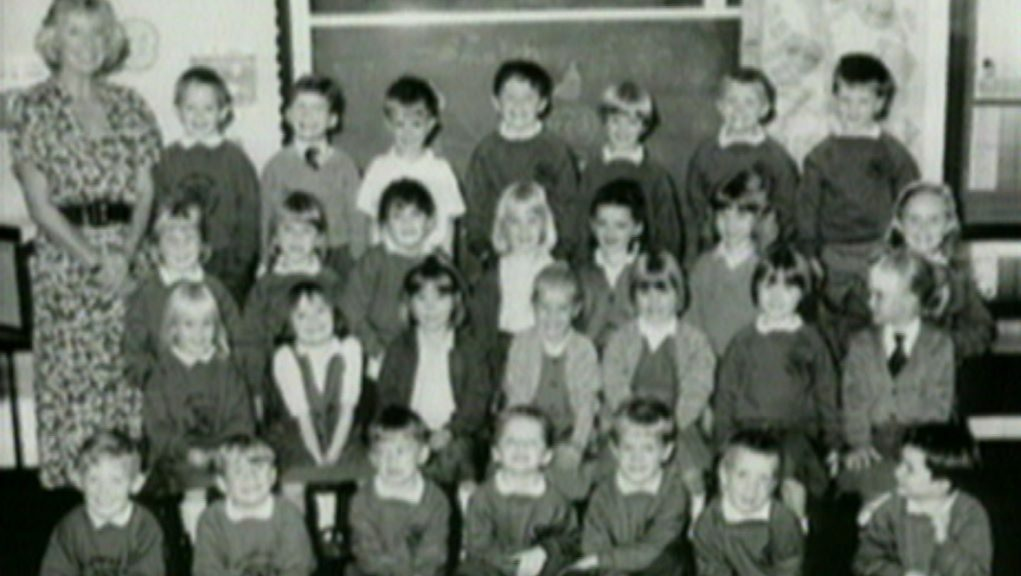 Dunblane Primary School. Class targeted in the 1996 shooting.