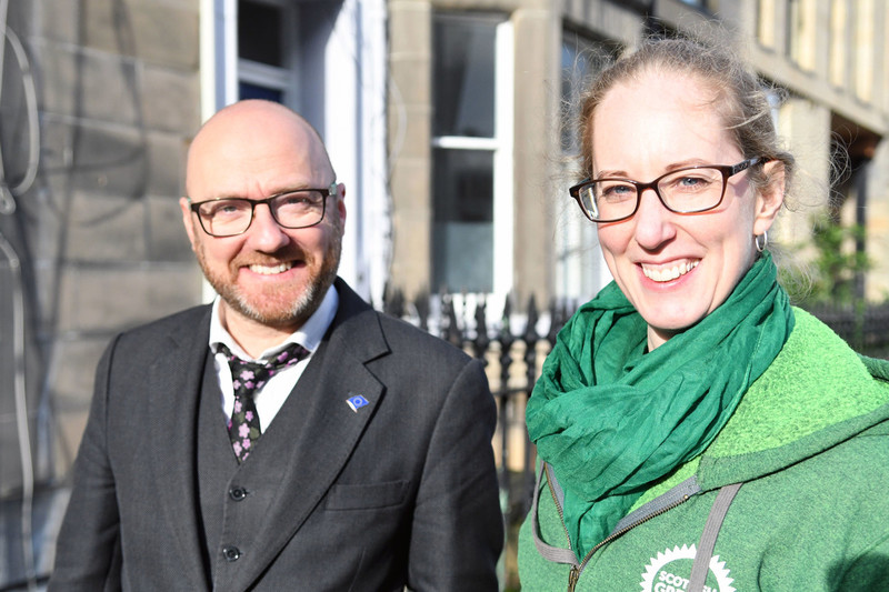Greens: Scotland should be independent to tackle climate emergency, Lorna Slater said.