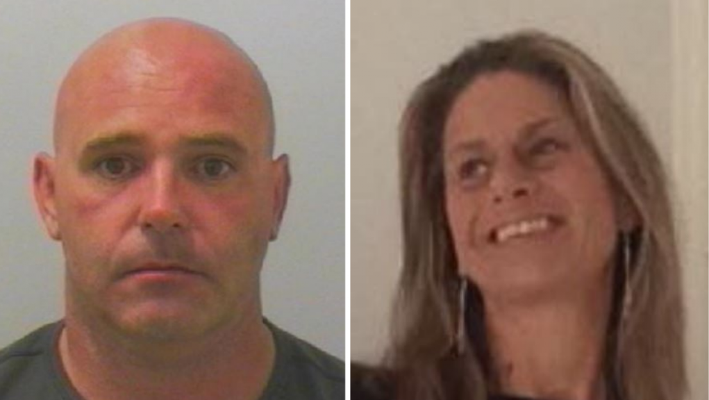 Paul Robson has been convicted of murdering Caroline Kayll.