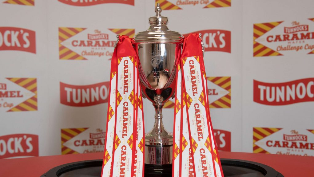 Inverness Caledonian Thistle and Raith Rovers are joint winners of the trophy.