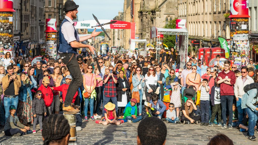 The Fringe was cancelled last year due to the Covid-19 and it is not clear what the situation will be like come August.