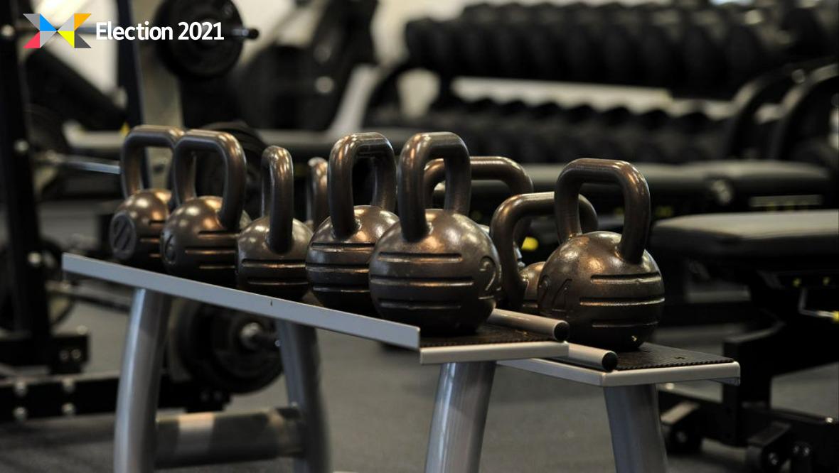 Gym, PA Ready.