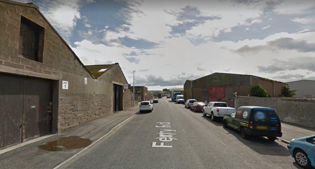 Man dies after being pinned under van.