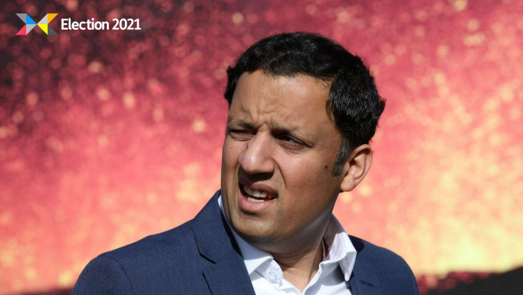 Scottish Labour: Party leader Anas Sarwar branded the Prime Minister a 'disaster'.