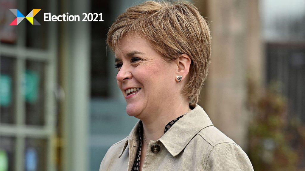 'Border issues': Nicola Sturgeon.
