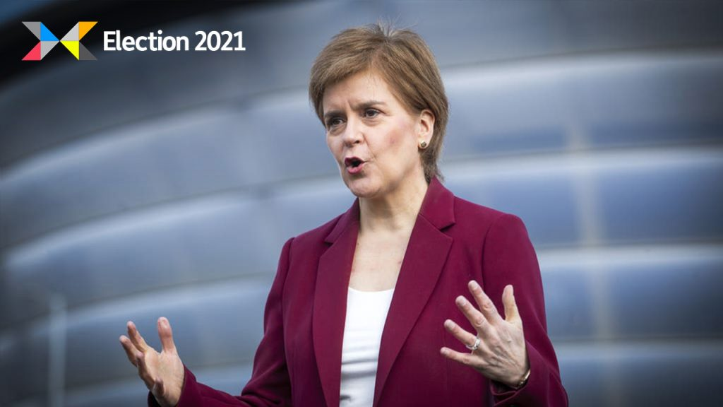 Nicola Sturgeon said it is time to 'look at' whether Scotland should retain the not proven verdict.