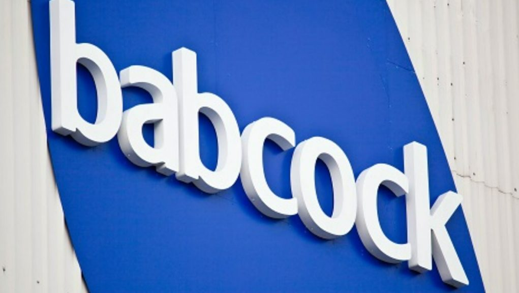 Babcock International: The firm has announced plans to axe around 1000 jobs.