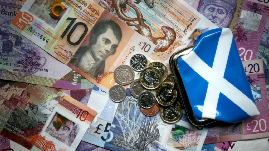 Think tank: The Scottish Government's devolved tax and benefits system is 'more progressive than elsewhere in the UK'.