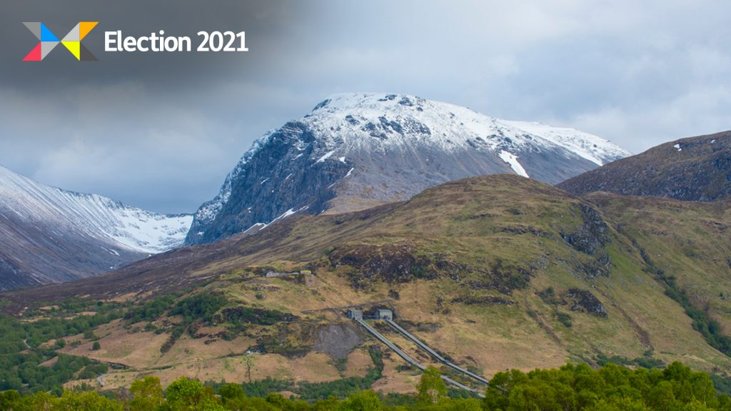 Ben Nevis has been suggested as one of the seven sites for a new national park.