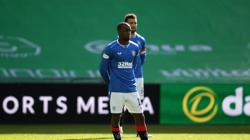 Kamara: Calling for action against racism.