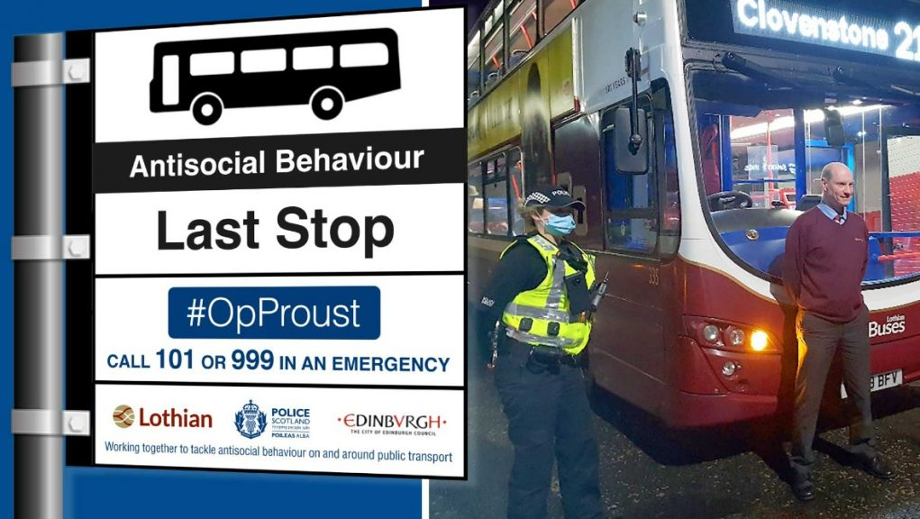 Operation Proust: Police have reported 25 youths.