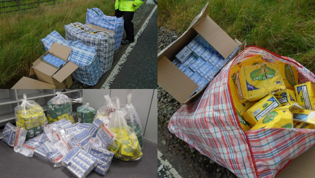 Illicit stash: Ayub Said has been sentenced to a Community Payback Order.