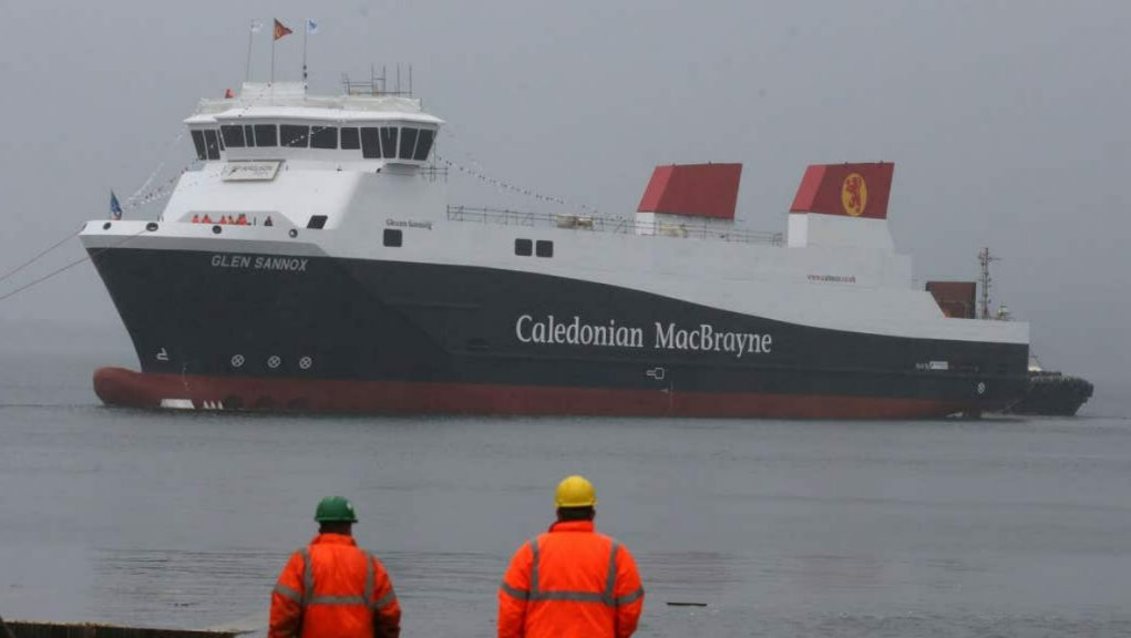 Ferguson Marine: It had been contracted to deliver two vessels for CalMac for £97m.