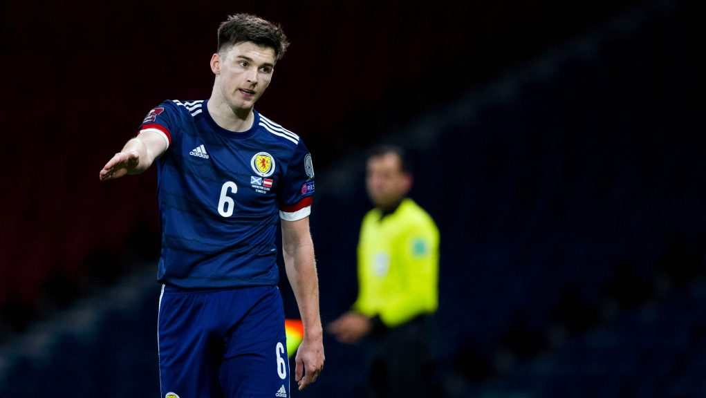 Tierney has become a key player for club and country.