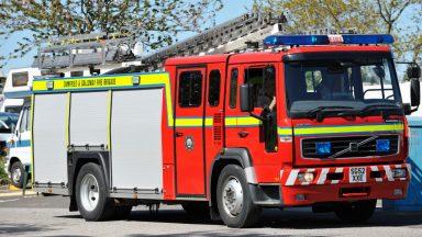 Scottish Fire and Rescue Service (SFRS).