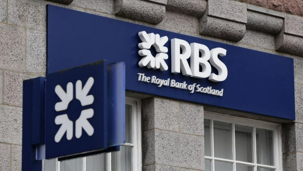 Bank: Alison Rose said the RBS's balance sheet would be 'too big for an independent Scottish economy'.