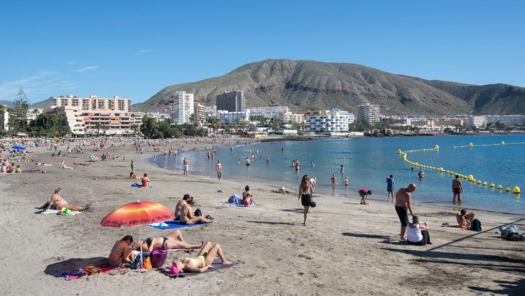 Summer holidays in destinations like Tenerife might not be possible this year.