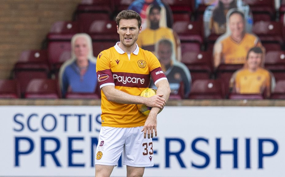Motherwell: Stephen O'Donnell has signed a two-year extension.