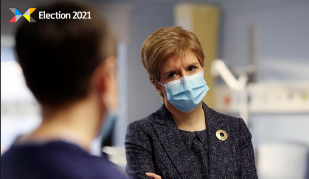 Sturgeon: Set out plans for NHS on Wednesday.