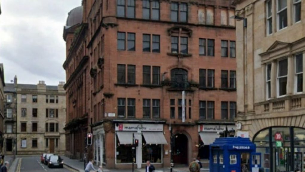 Glasgow: The building will be transformed into a hotel.