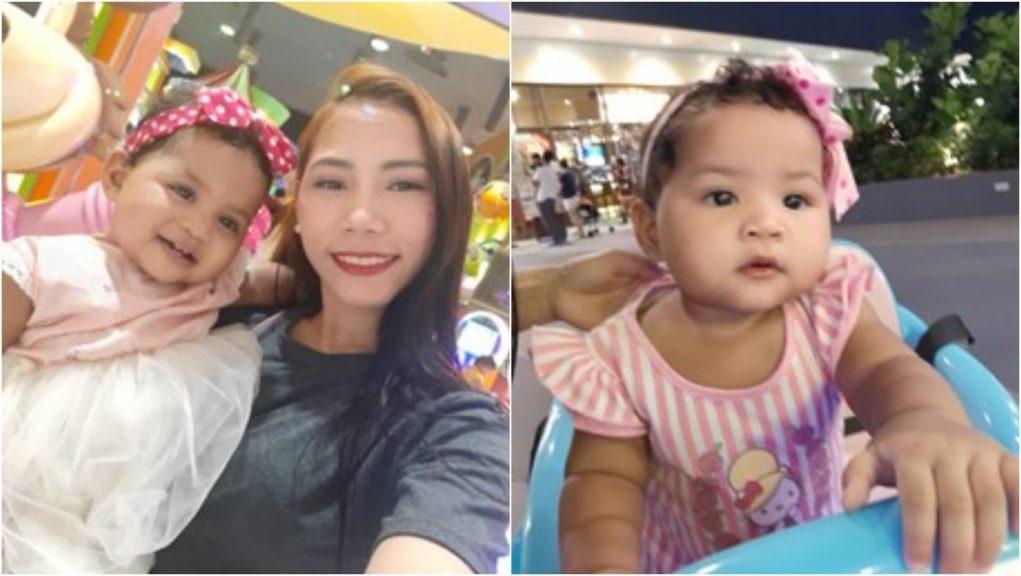 Murder probe: Bodies identified as Bennylyn Burke and her toddler, Jellica.