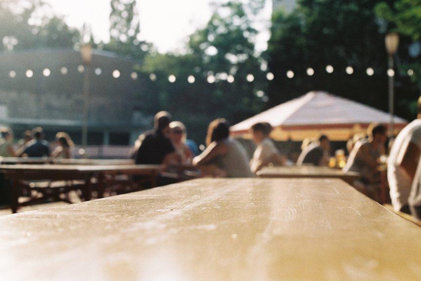 Concerns over pop-up beer gardens across the city.